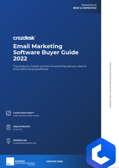 Email Marketing Software Buyer Guide 2019