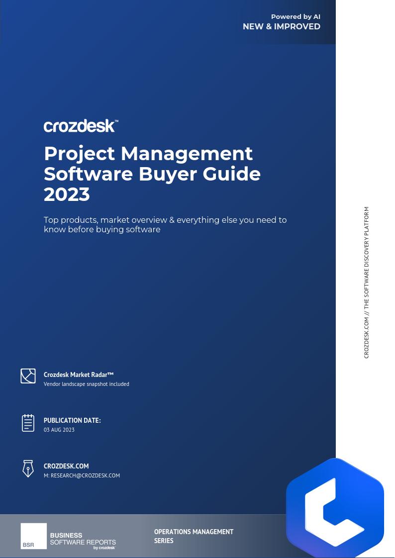 Software Buyer Guide 2021