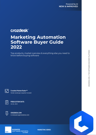 Marketing Automation Software Buyer Guide 2019