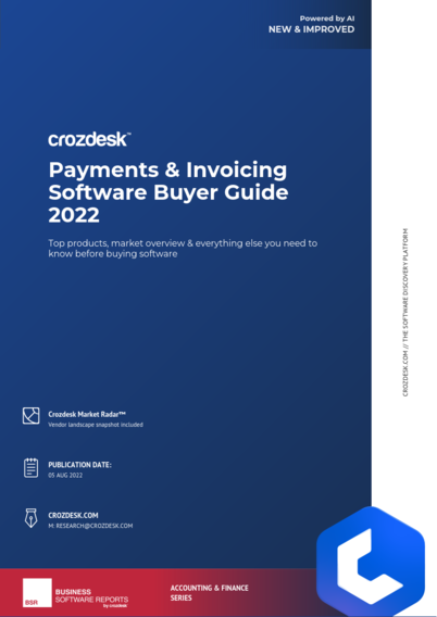 Payments & Invoicing Software Buyer Guide 2019