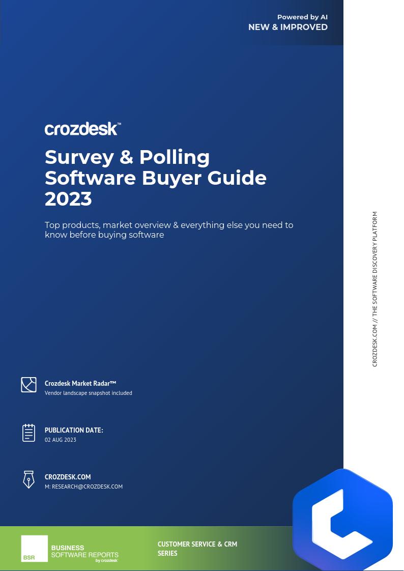 Software Buyer Guide 2018