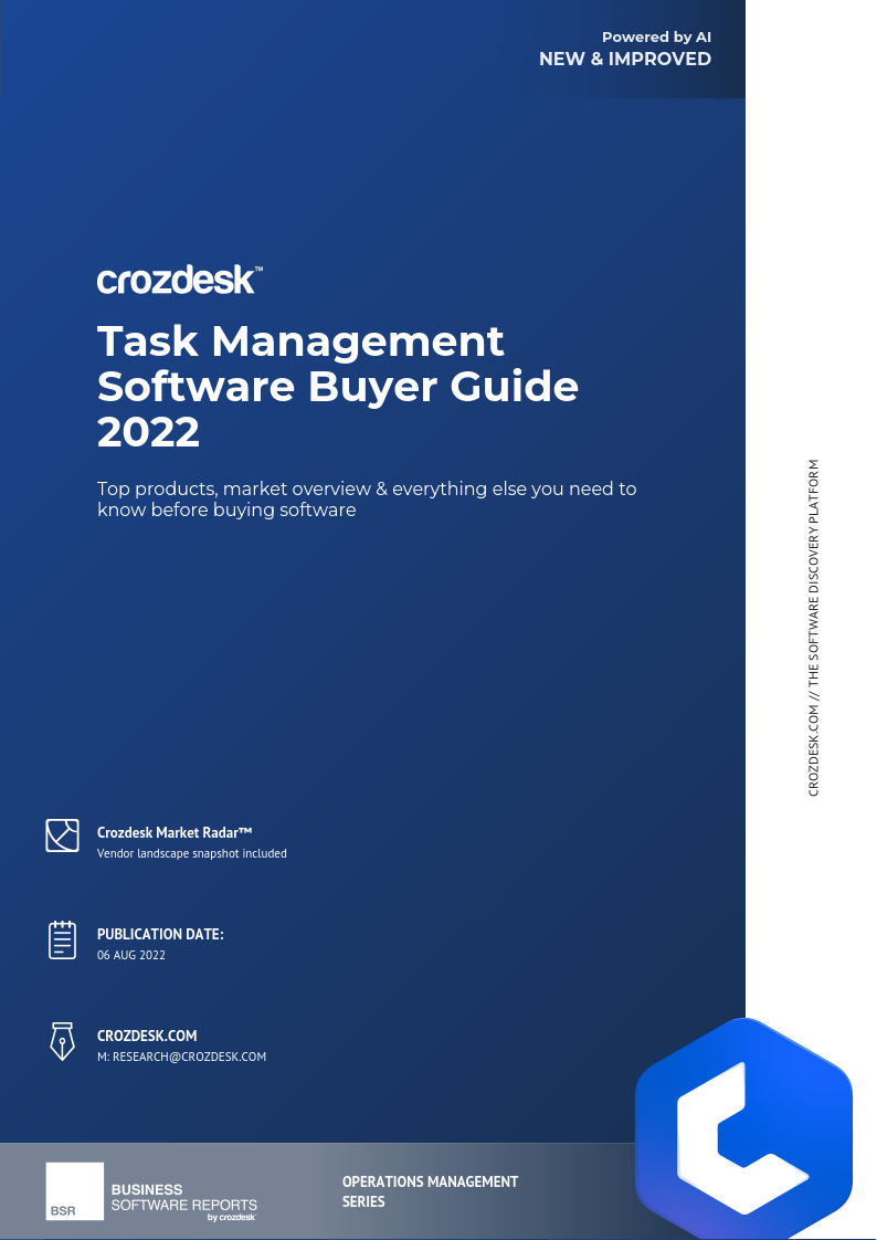 Crozdesk Report Cover