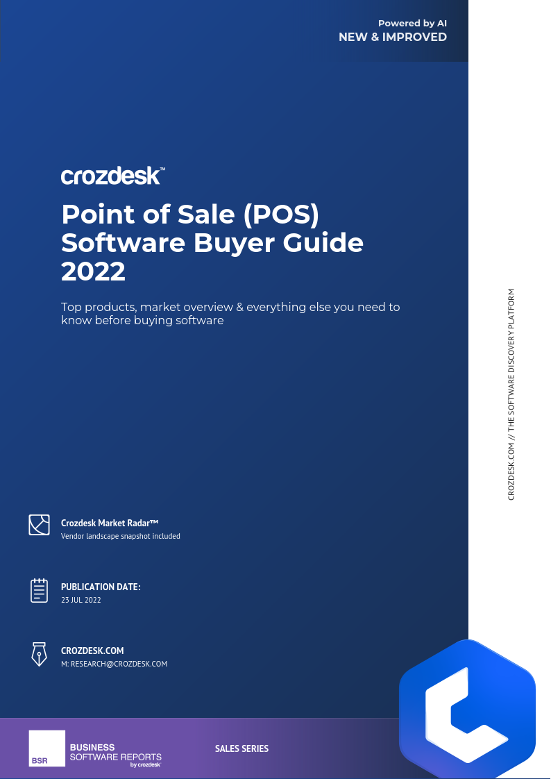 Top Point of Sale (POS) Software 2019 | 110 Products Ranked