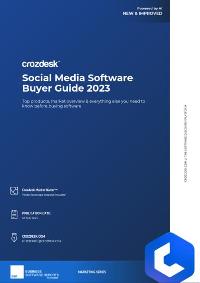 Software Buyer Guide 2019