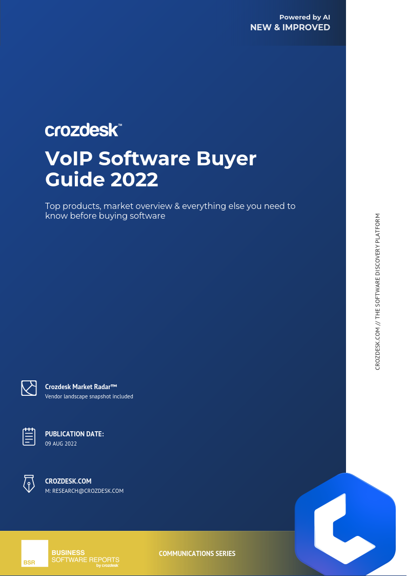 PDF] VoIP Software Buyer Guide 2019