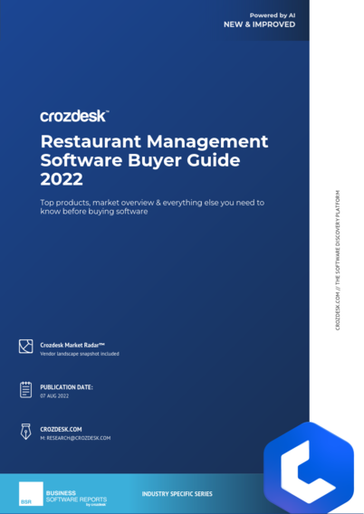 Restaurant Management Software Buyer Guide 2019