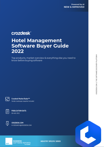 Hotel Management Software Buyer Guide 2019