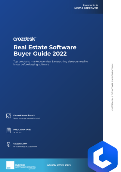 Real Estate Software Buyer Guide 2019