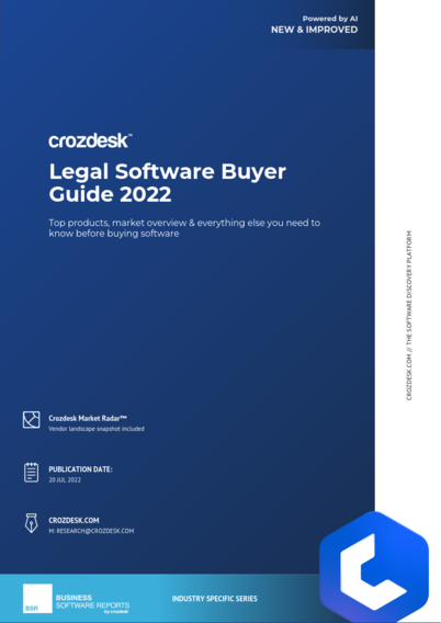 Legal Software Buyer Guide 2019