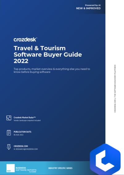 Travel & Tourism Software Buyer Guide 2019