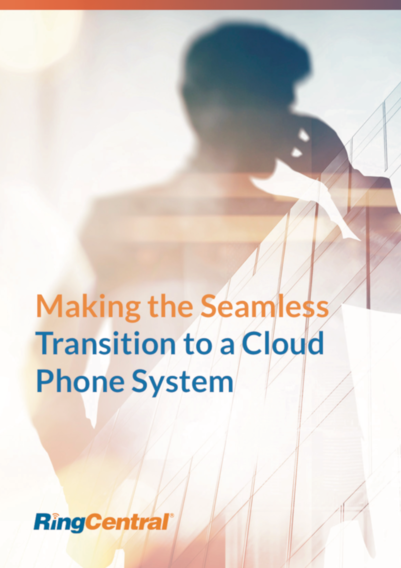 Making The Seamless Transition To A Cloud Phone System