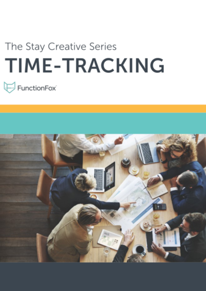The Stay Creative Series: Time-Tracking
