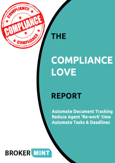The Compliance Love Report