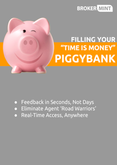 """Fillling Your """"Time is Money"""" Piggybank Report"""