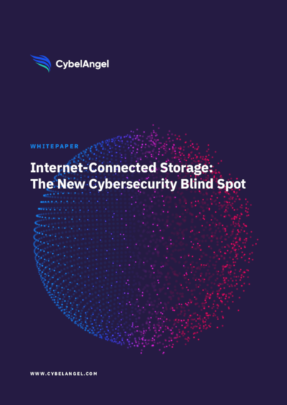 Internet-Connected Storage: The New Cybersecurity Blind Storage