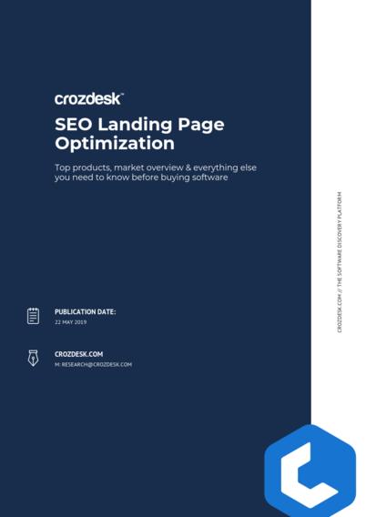 SEO Landing Page Optimization