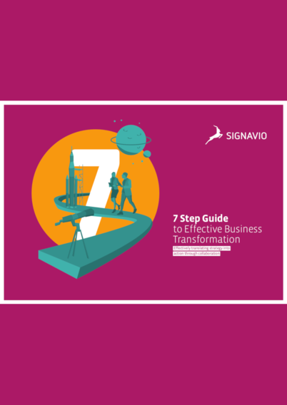 7 Step Guide to Effective Business Transformation