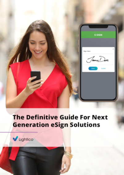 Definitive Guide for Next Generation eSign Solutions