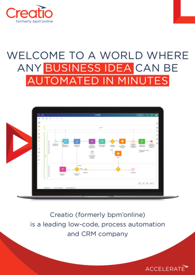 Business Automation in Minutes