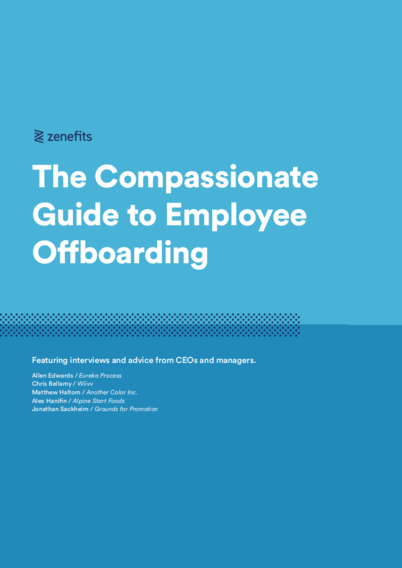 Compassionate Guide to Employee Offboarding Whitepaper
