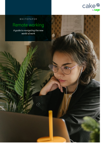 Remote Working: A guide to navigating the new world of work Whitepaper