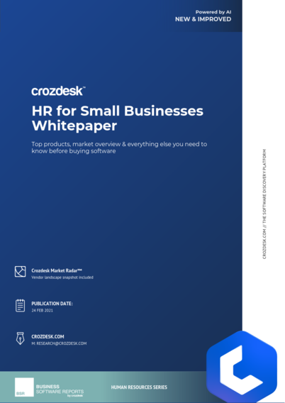 HR for Small Businesses Whitepaper