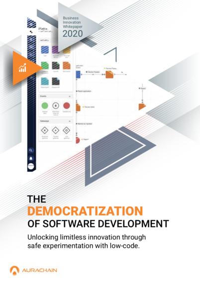 The Democratization of Software Development Whitepaper