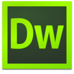 Dreamweaver CC Software Logo