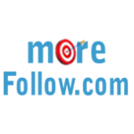 MoreFollow Software Logo