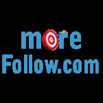 Morefollow logo