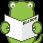 Reador logo