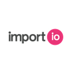 Import.io screenshot