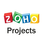 Zoho Projects screenshot