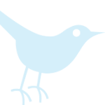 Click to tweet logo
