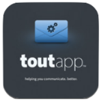 ToutApp screenshot