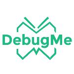 Debugme logo