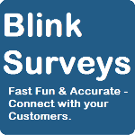 Blink surveys logo