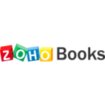 Zoho Books screenshot