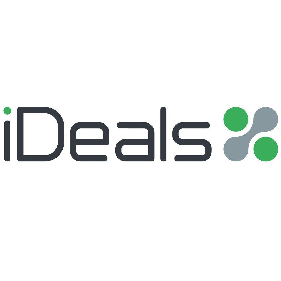 iDeals Virtual Data Rooms