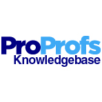 ProProfs Knowledgebase screenshot