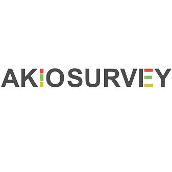 Akiosurvey.com   online survey tool 1487370583 logo