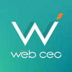WebCEO screenshot