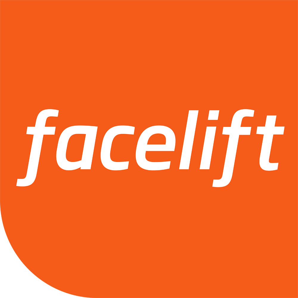 Image result for facelift cloud logo