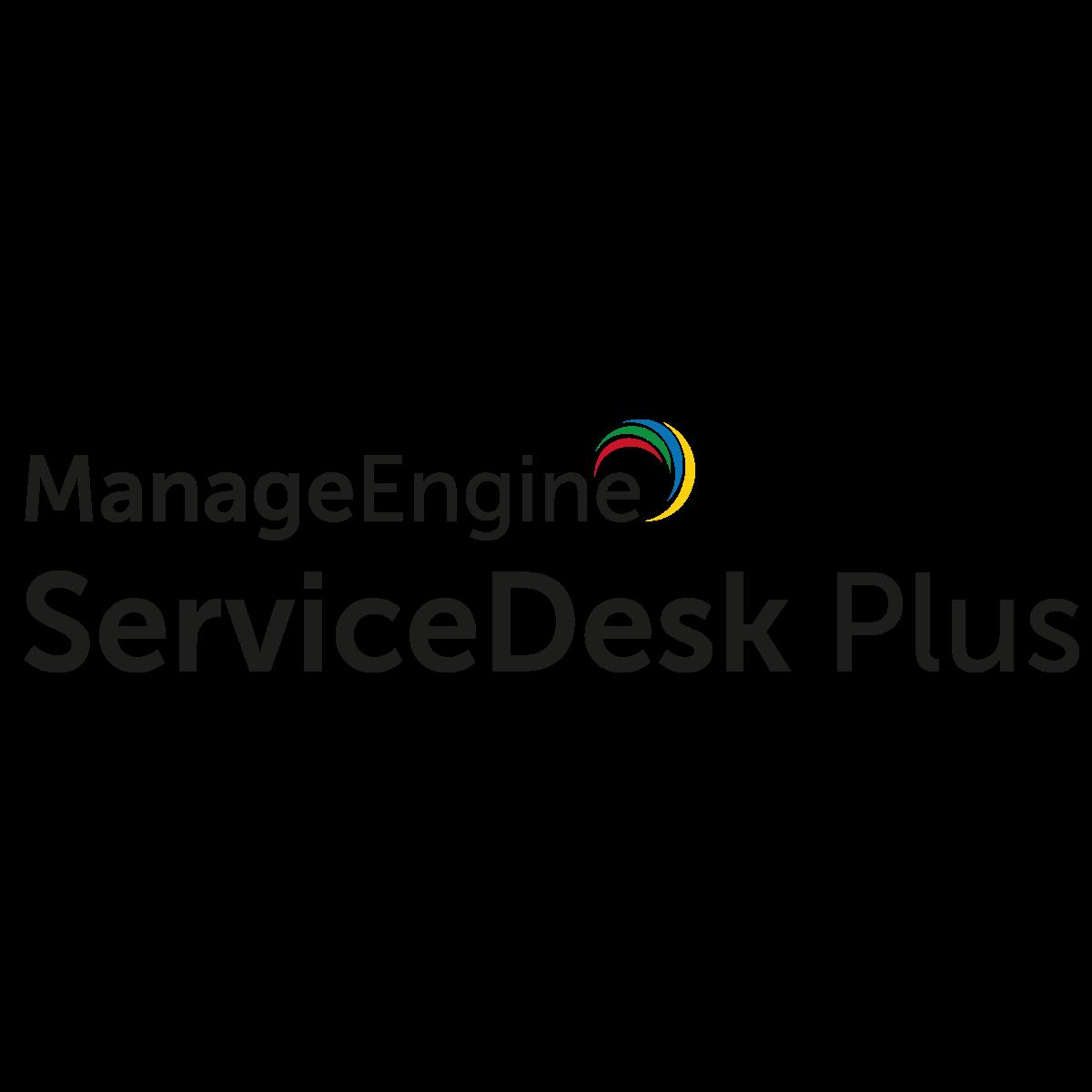 ManageEngine Service Desk Plus