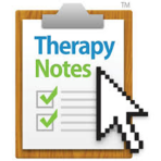 Therapy Notes screenshot