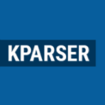 Kparser screenshot