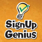 SignUpGenius screenshot