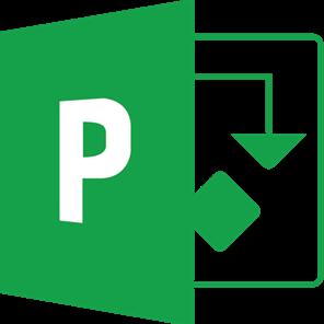 Microsoft project 1505851130 logo