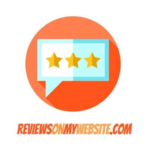ReviewsOnMyWebsite