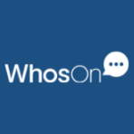 WhosOn Software Logo